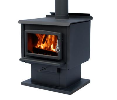 Masport Osburn 1600 Freestanding Wood Burner with Ashpan