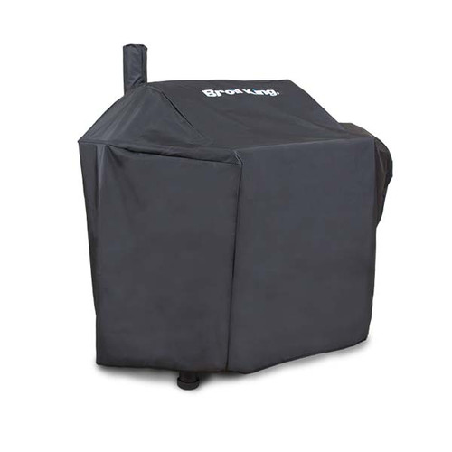 Broil King cover - offset smoker
