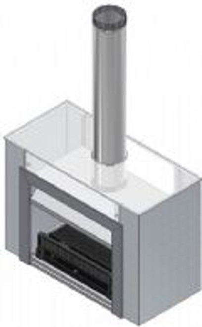 Warmington Freestanding Aspiring Gas