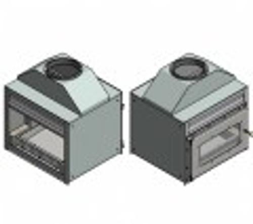 Warmington Freestanding Taper Top Twin