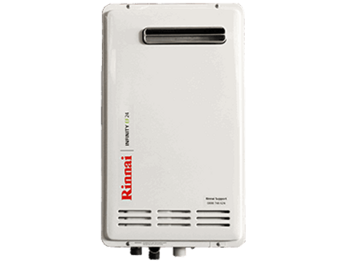 Rinnai Infinity EF24 External Gas Water Heater (LPG)
