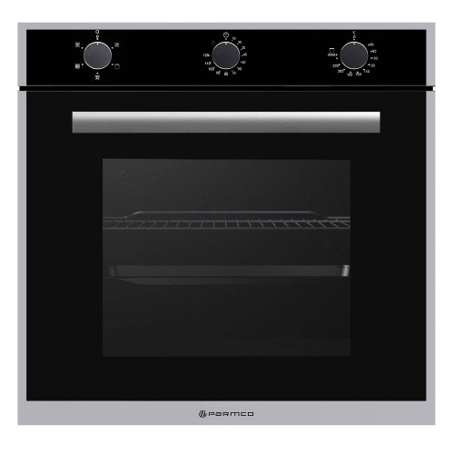 Parmco 600mm 70L Built In Oven 1-6S-5 (5 Functions)