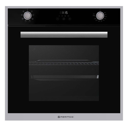 Parmco 600mm 70L Built-in Oven - 8 Functions