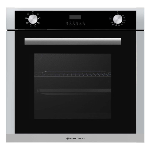 Parmco 600mm 70L Built In Oven (8 Functions)