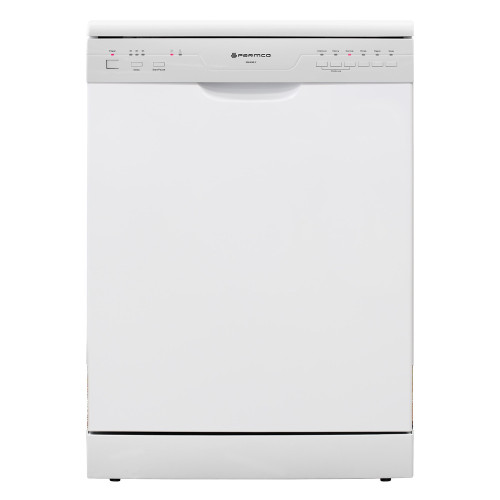 Parmco 600mm Freestanding Dishwasher, White