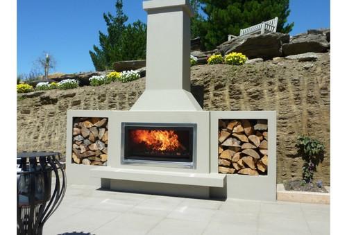 Trendz Douglas Outdoor Fire