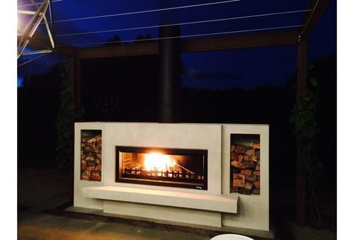 Trendz Burton Outdoor Fire