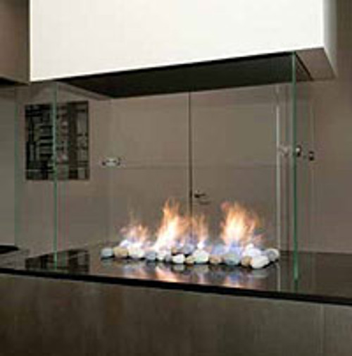 Real Flame Signature Gas Fire