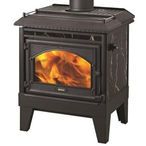 Firenzo Bronte Top Outlet Freestanding Wood Burner RU