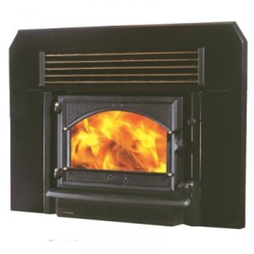 Firenzo Forte Wood Fire with Flush Door RU