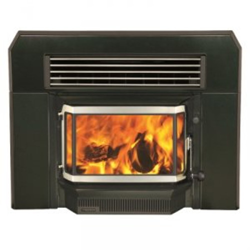 Firenzo Forte AG Wood Fire with Bay Door