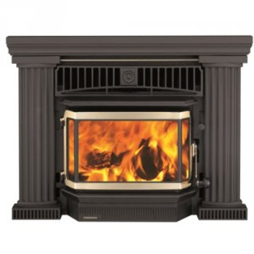Firenzo Athena AG Wood Fire with Bay Door
