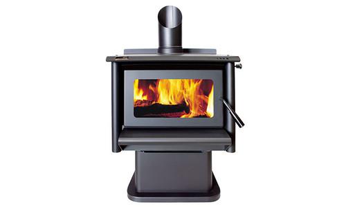 Jayline SS280PW Wood Fire
