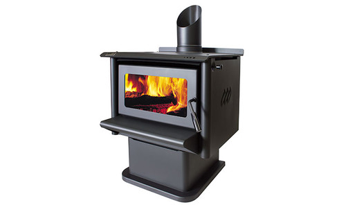 Jayline SS280PW Wood Fire