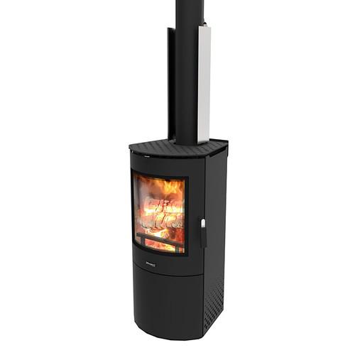 Masport Akaroa Freestanding Radiant Wood Burner