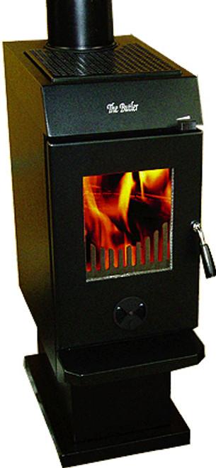Wagener Butler Freestanding Multi Fuel Burner (Wet)