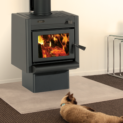 Metro ECO Tiny Ped Freestanding Wood Fire