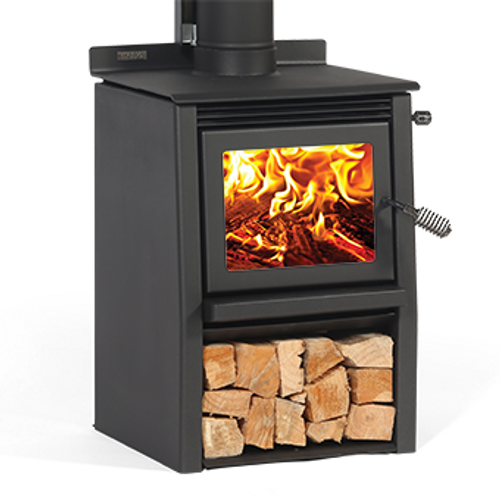 Metro Tiny Rad Woody Freestanding Wood Fire