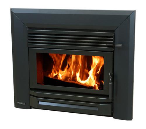 Masport LE4000 Inbuilt Wood Fire