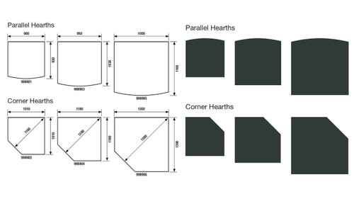 Masport Corner Hearth (1010 x 1010)