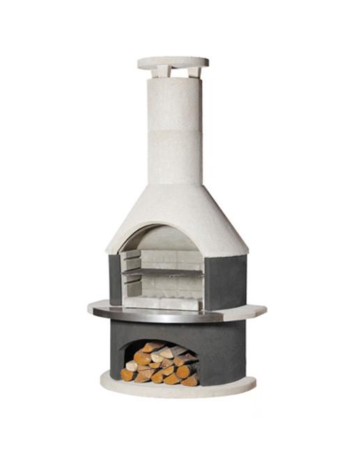 Buschbeck Rondo BBQ Fireplace