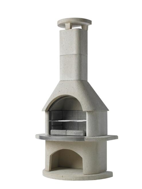 Buschbeck Elba BBQ Fireplace