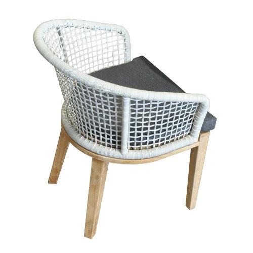 Arura Natural Teak Outdoor Chair