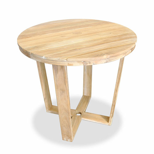 Arura Natural Teak Outdoor Table