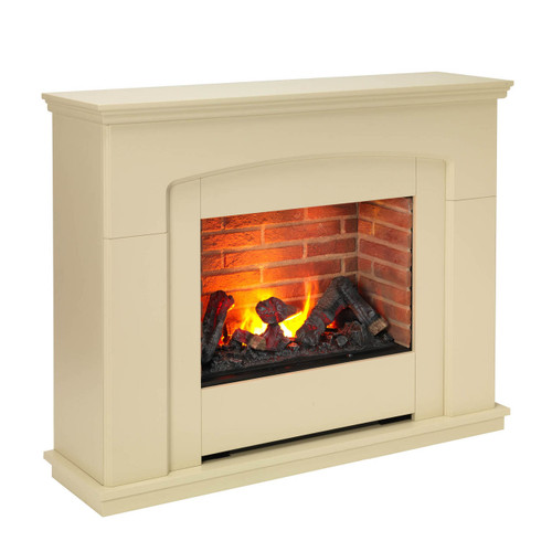 Alameda 2kW Optimyst Electric Fire with Mantle