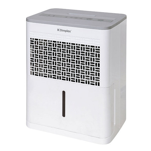 10L Dehumidifier Light Grey with Touch Controls