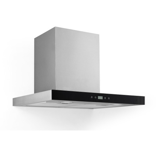 PARMCO 600mm Canopy, LCD Low Profile, Stainless Steel, LED