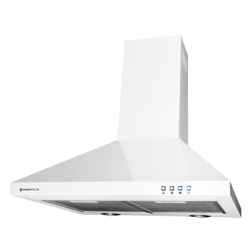PARMCO 600mm Lifestyle Canopy, White, LED