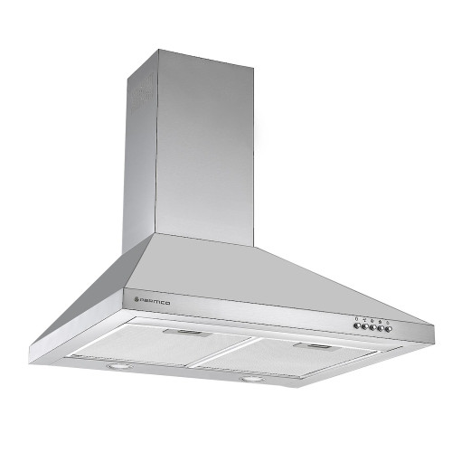 PARMCO 600mm Styleline Canopy, Stainless Steel, LED