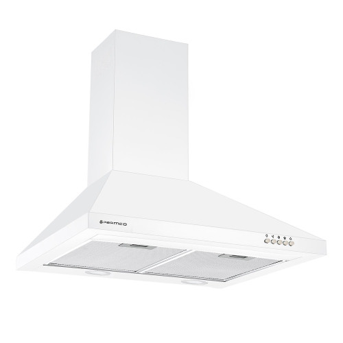 PARMCO 600mm Styleline Canopy, White, LED