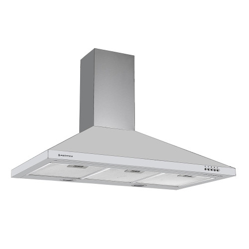 PARMCO 900mm Styleline Canopy, Stainless Steel, LED
