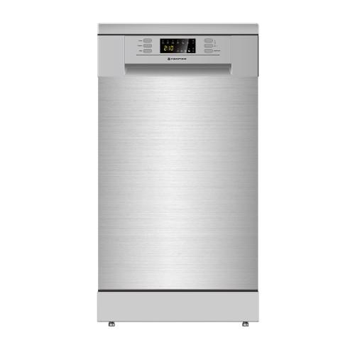 PARMCO 450mm Freestanding Dishwasher, Slim, Economy, Stainless Steel