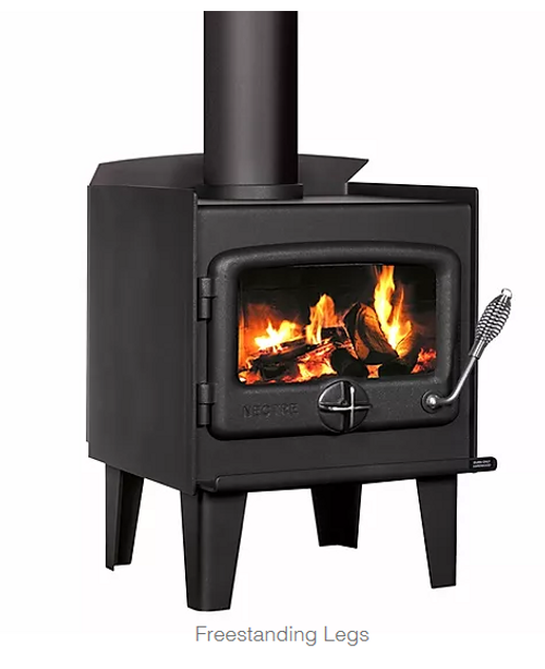 Nectre N15L Rural Wood Fire