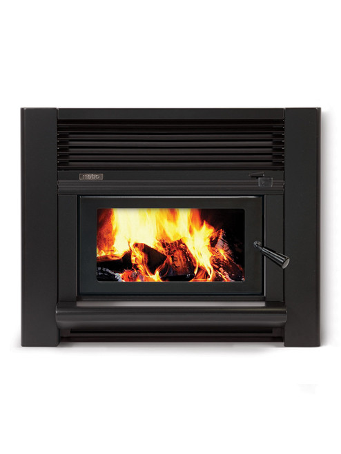Metro LTD Insert Firebox / Trend Fascia VE Gloss Blk