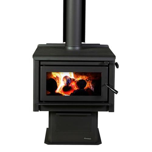 Masport Rakaia ultra low emission burner front