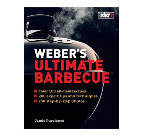 Webers Ultimate Barbecue Cookbook