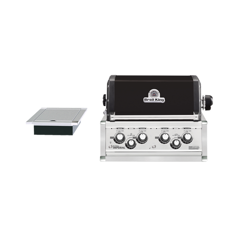 Broil King Imperial 490 Inbuilt BBQ