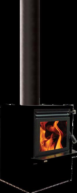Ethos Galaxy Freestanding Wood Burner