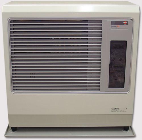 Toyotomi L73 Freestanding Diesel Heater