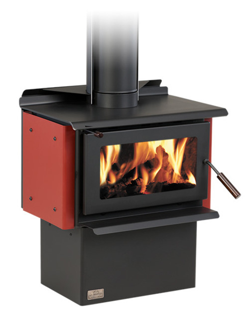 Woodsman ECR NoVo Wood Burner