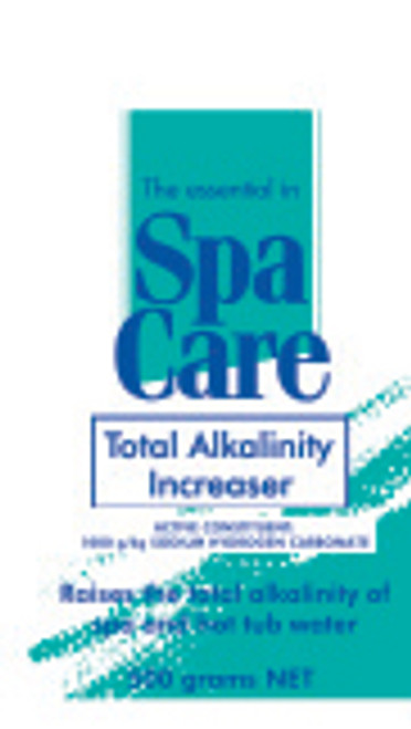 Spa Care Total Alkalinity increaser 500g