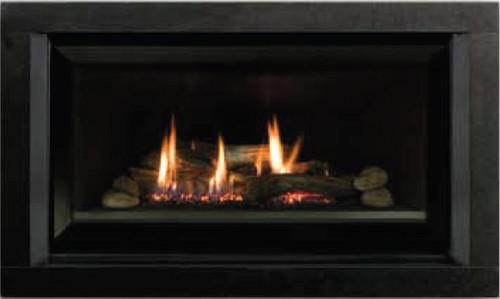 Rinnai Symmetry 7.5kw Inbuilt Gas Fire