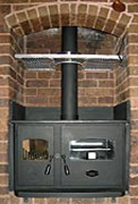Wagener Fairburn Inbuilt Multi Fuel Burner