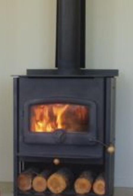 Warmington Lindis freestanding wood burner