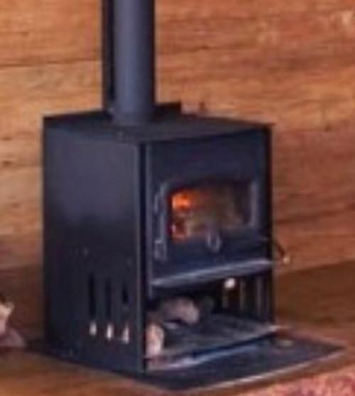 Warmington Mckenzie freestanding wood burner
