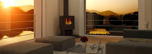 Bosca Limit 380 Freestanding Wood Burner